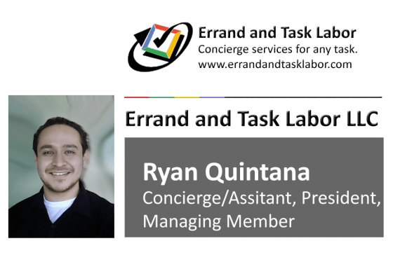 Name tag Ryan Quintana