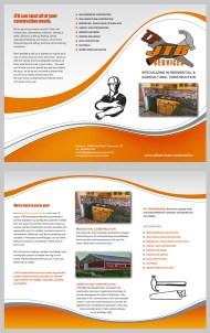 JTB Trifold Brochure