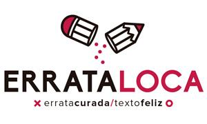 Logo del corrector, lector y redactor errataloca