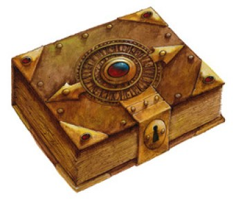 D&D - spellbook