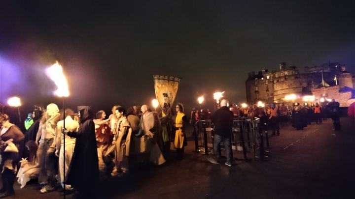Samhuinn fire festival 2017