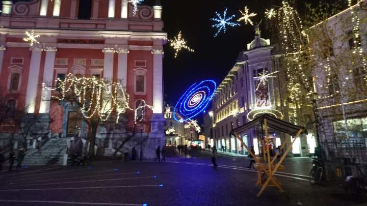 Christmas Ljubljana 2018