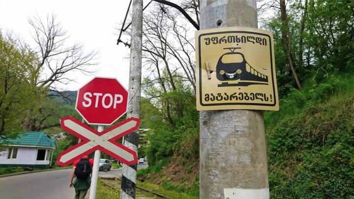 How to navigate Georgian public transport