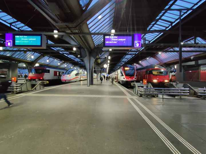 Tips and tricks of train travel in Europe (guest post by N. Geržinič)