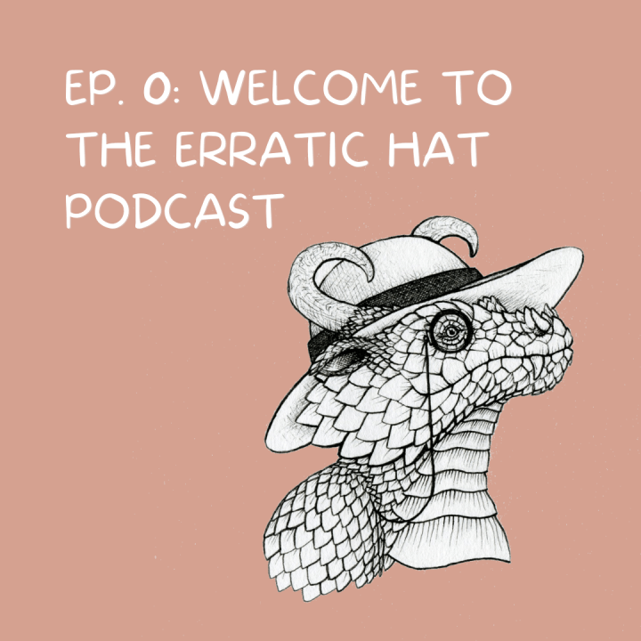 Ep. 0: Welcome to the Erratic hat podcast