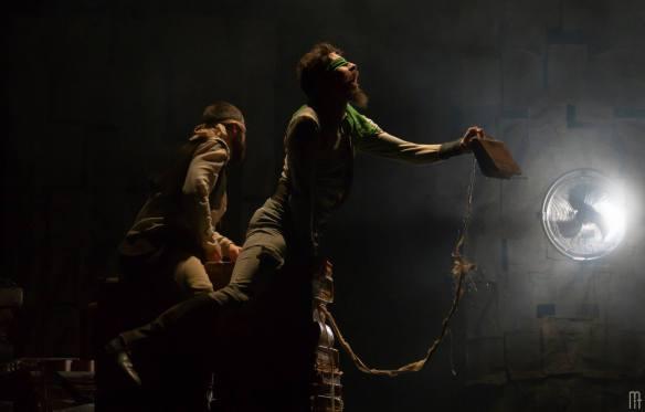 Quijote  | Natasha Lelenco