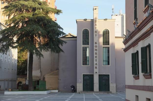 Teatri Kombëtar Albania
