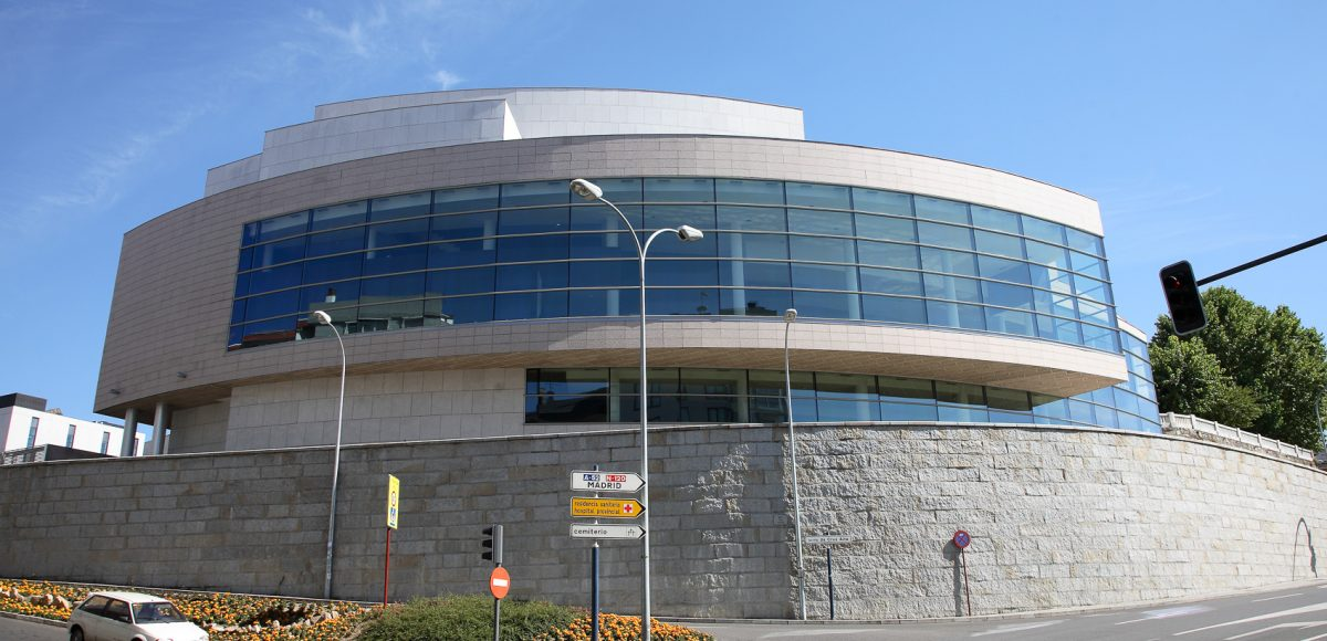 Auditorio Municipal Ourense