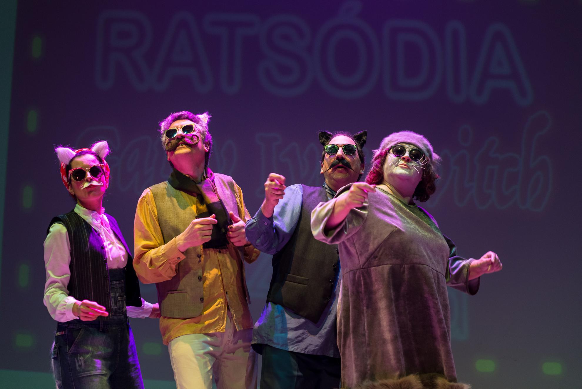 Ratsódia 1 - Teatro Extremo