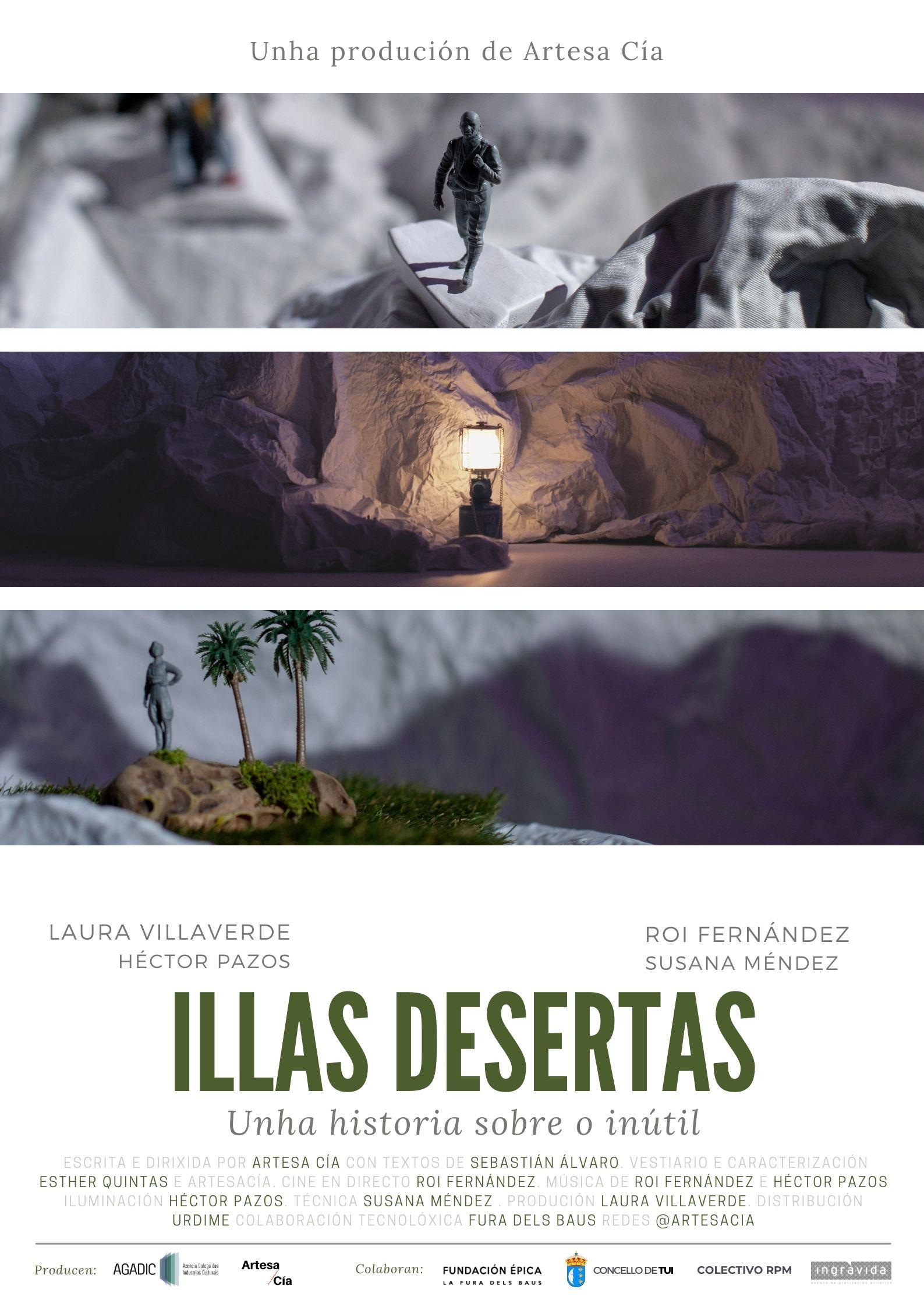 Illas Desertas