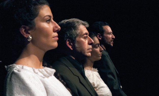 Discurso sobre o filho-da-puta (16 ao 23 XULL | Teatro-Estúdio António Assunção)