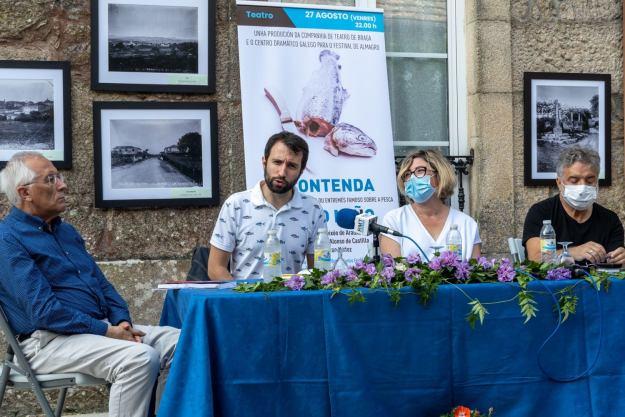 Presentación do evento. Foto Concello de Tui