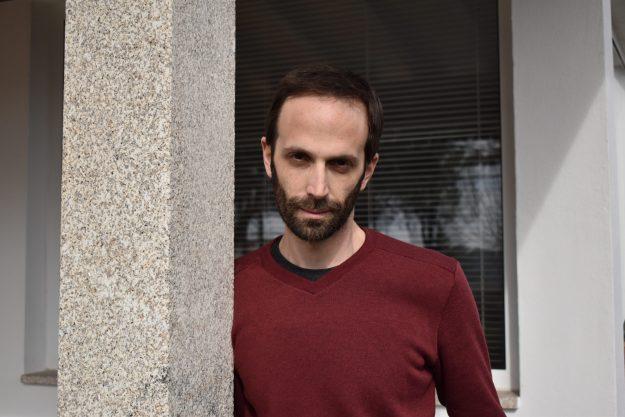Carlos Alves. Foto Alexandre Alves