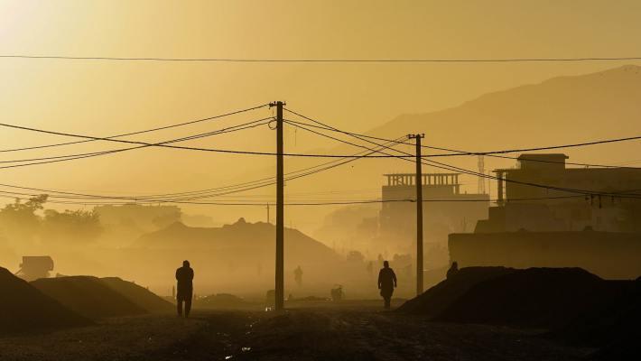 Fotografía de Mohammad Rahmani
