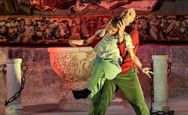 Danza no Claustro Solo Dos