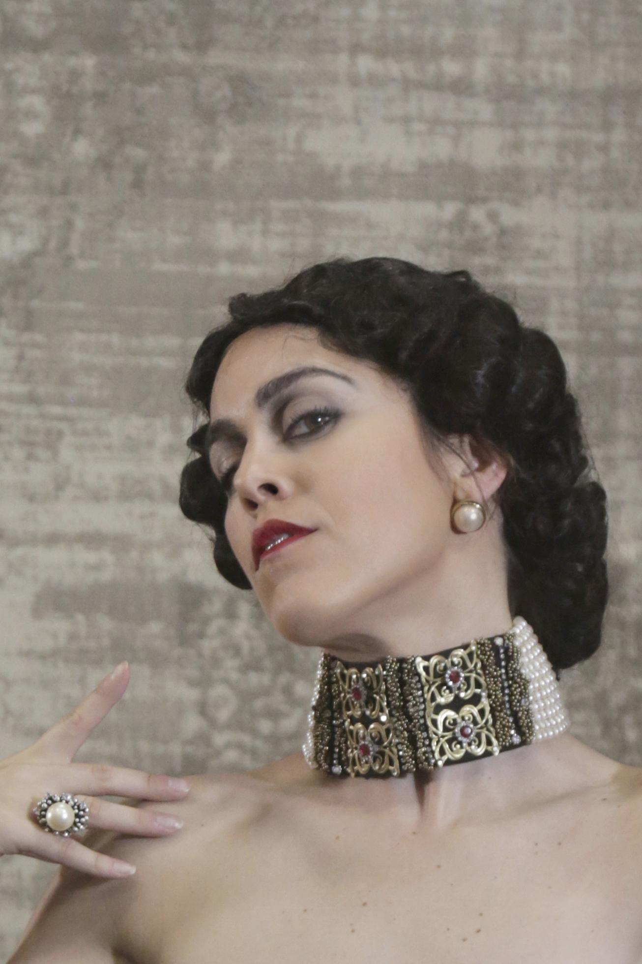 'La Bella Otero' do Ballet Nacional de España. Foto María Alperi