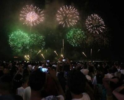 Ano novo Icaraí