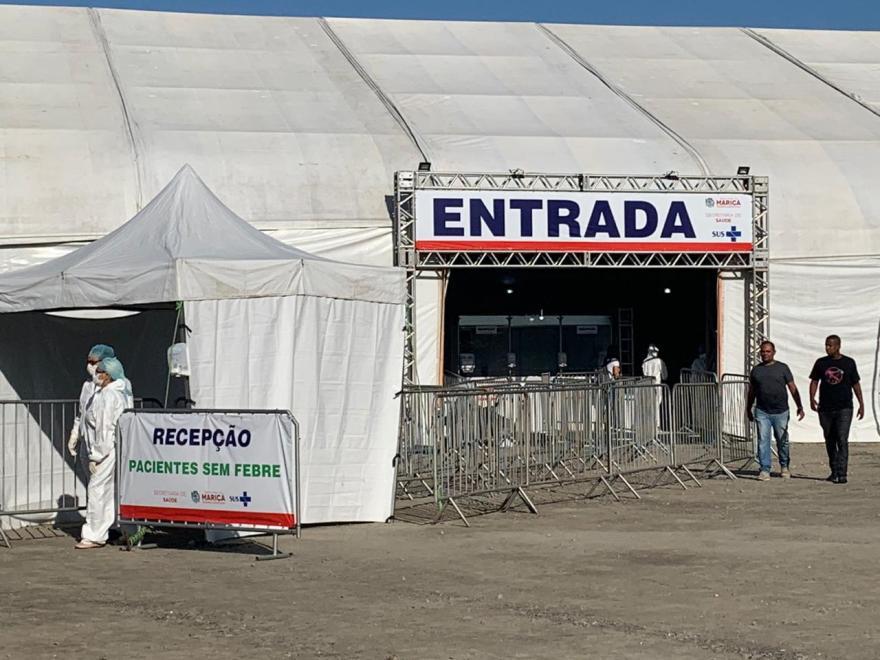 Tenda Covid-19