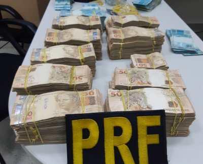 PRF dinheiro