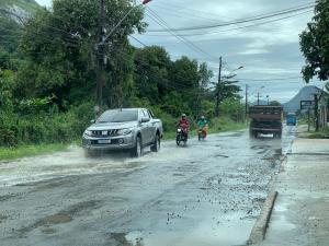 Estrada de Itaipuaçu