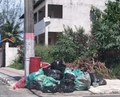 lixo cordeirinho