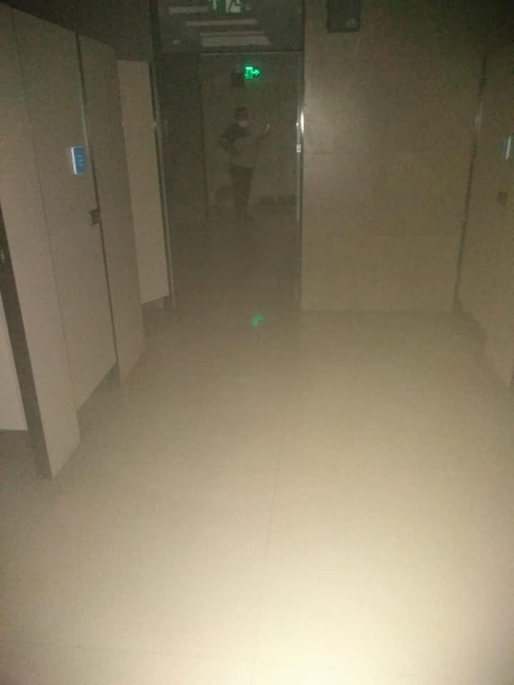 Banheiro Plaza