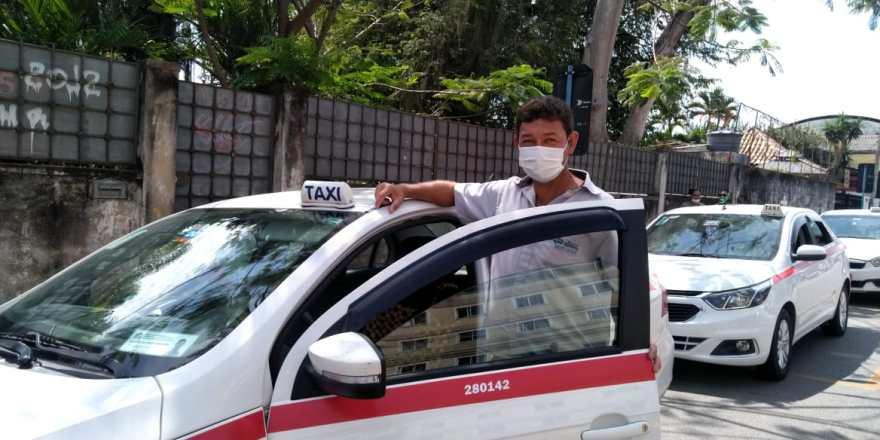 Taxista Maricá
