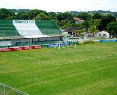 Estádio Elcyr Resende