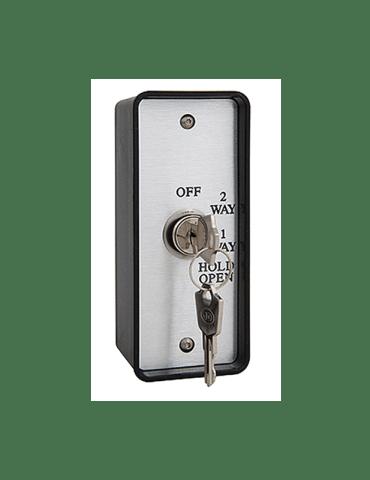 4 Position Key Switch