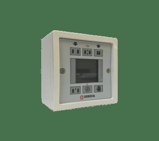 Sliding Door Digital Selector for ERREKA Ertain 4 Automatic Slide Opener