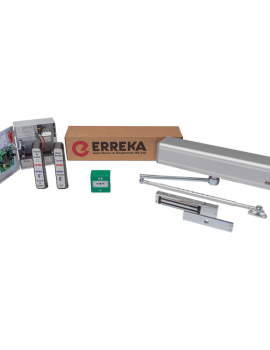ERREKA Automatic Toilet Door System