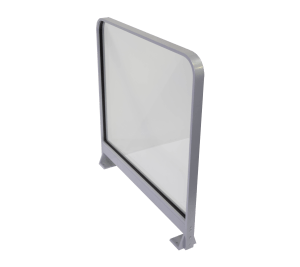 Pedestrian Safety Barrier Floor Floor Glass