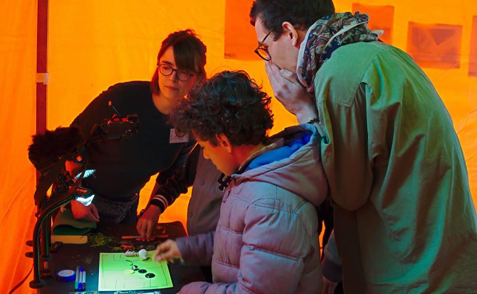 Le site du videotyping en Hauts-de-France