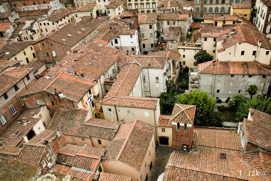Toscane 15 - Lucca