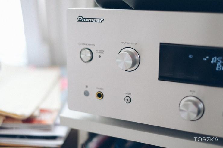 Avis Pioneer SX-N30