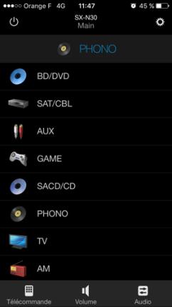 Pioneer ControlApp - source