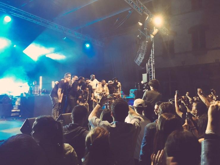 Hamac Festival - Block Party