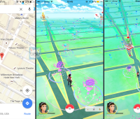 Pokémon Go location change trick