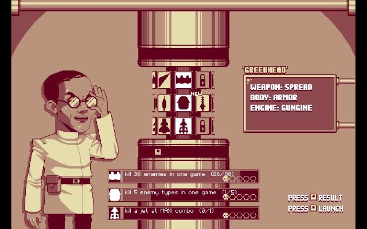 Voici votre labo de n'avions. Votre chercheur est probablement le meilleur de tous, ça se voit aux lunettes.