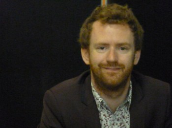 Chris Ranking, alias Percy Weasley d'Harry Potter