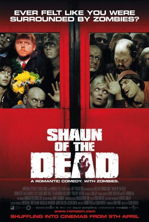 Sorti en 2005 et réalisé par Edgar Wright. Avec Simon Pegg et Nick Frost.