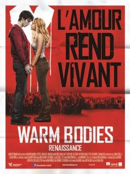 Warm Bodies, 2013, réalisé par Jonathan Levine