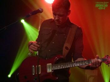 Guitare arcjet - Crimson Daze