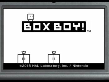 On vous avait prévenu, retour à la GameBoy !