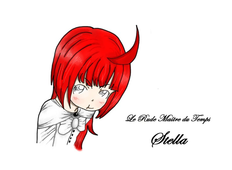 Stella - Le Rude Maître du Temps