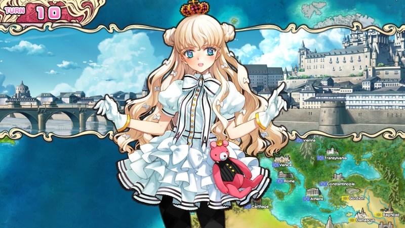 Arthur - Reine de Britania (Angleterre)