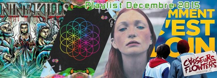 playlist decembre