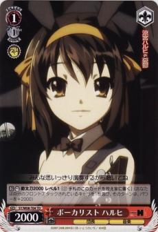 Vocalist, Haruhi
