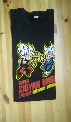 SUPER SAYIAN 4 !!!