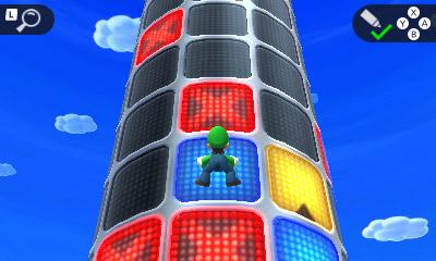Non Luigi, ne tombe pas... On te connaît...